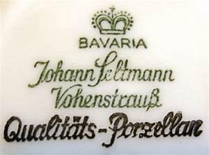 Bavaria Porzellan Wert : johann seltmann vohenstrau ~ Udekor.club Haus und Dekorationen