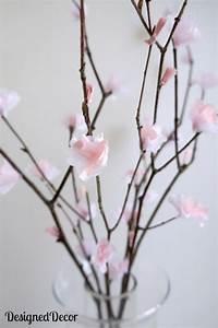 Branches Deco Interieur : 10 projets d co avec des branches pour accueillir le printemps dans votre int rieur ~ Teatrodelosmanantiales.com Idées de Décoration