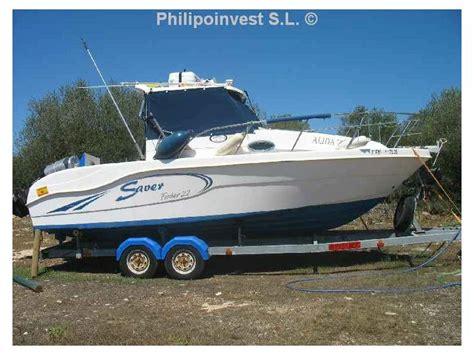 saver 22 cabin fisher saver cabin fisher 22 in cn el arenal sportfischerboot
