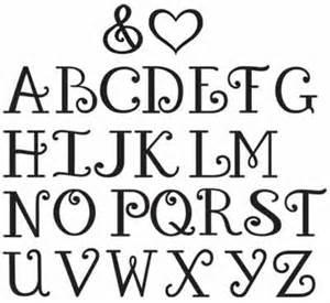 our twenty six letters