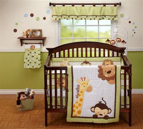 nojo jungle pals baby bedding collection baby bedding and accessories