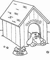 Dog Coloring Clifford Pages Doghouse Lazing Colouring Template Dogs Coloringsun Printable Puppy Sun Easter Pet Getcoloringpages Button Using Christmas sketch template