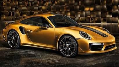 911 Porsche Turbo Exclusive