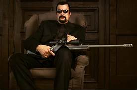 Sensei Steven Seagal has another movie in the pipeline  Imagine that   Steven Seagal 2017 Movies