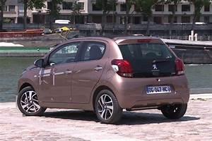 Peugeot 108 Automatique : essai peugeot 108 1 0 l 68 ch etg5 5 p active top auto plus 13 juin 2014 ~ Medecine-chirurgie-esthetiques.com Avis de Voitures