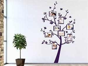 Baum Für Wohnzimmer : baum wandtattoo foto baum von ~ Michelbontemps.com Haus und Dekorationen