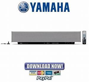 Yamaha Ysp-1000 Service Manual  U0026 Repair Guide