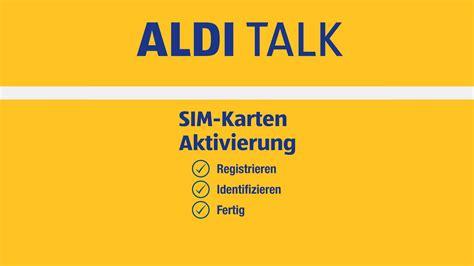 ausweispflicht bei prepaid aldi talk bietet komfortable