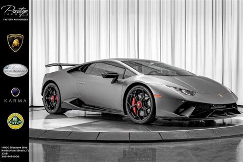lamborghini huracan performante supercharged north