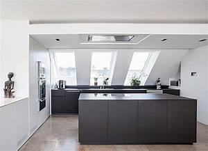 Wohnzimmer Mit Schräge : die besten 17 ideen zu k che dachschr ge auf pinterest ~ Lizthompson.info Haus und Dekorationen
