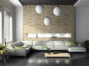 Wohnzimmer Bilder Modern : wohnzimmer ideen bilder ~ Michelbontemps.com Haus und Dekorationen