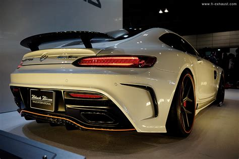 Mercedes Amg Gt Modification by Tokyo Auto Salon News