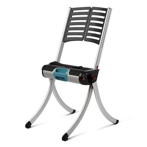 raizer mobile lifting chair for safe patient handling by