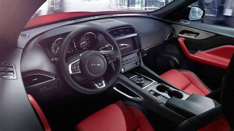 highlighting   jaguar  pace interior