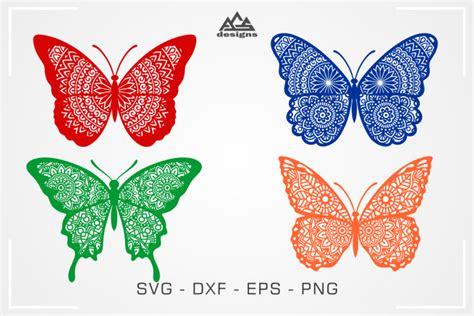 5 out of 5 stars. Butterfly Mandala Svg Design
