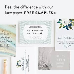wedding invitation wording etiquette minted With best wedding invitation websites reviews