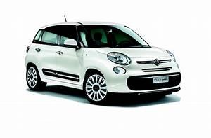 Fiat 500 Longueur : fiat 500l family une s rie limit e bien quip e les voitures ~ Medecine-chirurgie-esthetiques.com Avis de Voitures