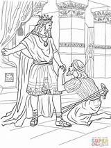 Ark Coloring Covenant David King Pages Before Dancing Getcolorings Printable Amazing sketch template
