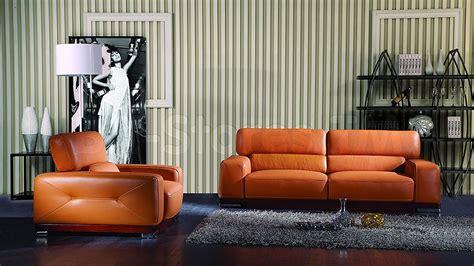 orange living room furniture orange accent chairs bright and fresh orange living room