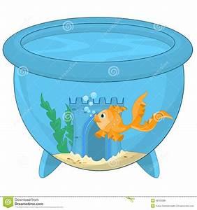 Cartoon Gold Fish Stock Vector - Image: 48125286