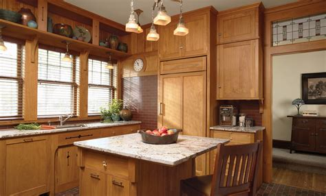 arts and craft kitchen cabinets a client s experience arts crafts kitchen david heide 7512