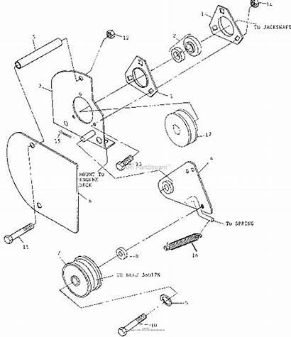 Parts Bobcat Diagram Shaft Crank Midsize Supplemental
