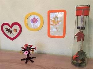 Blätter Basteln Herbst : bl tter bilder mal ander basteln im herbst der ~ Lizthompson.info Haus und Dekorationen
