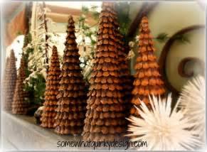 Make Pine Cone Christmas Trees
