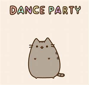 dancing #gif from #giphy | dancing gifs | Pinterest | Pusheen