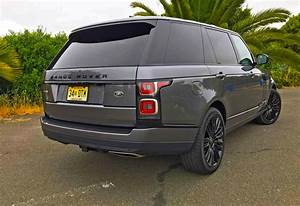 2018 Range Rover Supercharged Lwb  A Leather