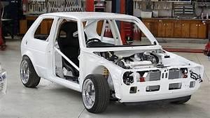1976 Volkswagen Golf Mk1 Carbon Build Project