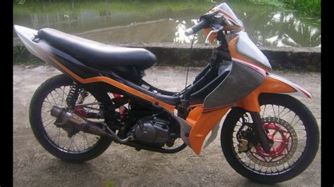 Jupiter Z Road Race Terbaru by Cah Gagah Modifikasi Motor Yamaha Jupiter Z Road