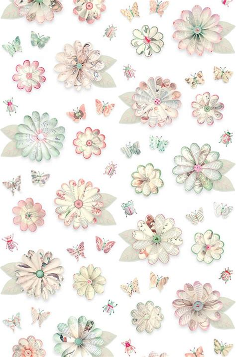 floral shabby chic wallpaper flowers shabby chic wallpaper additional wallpapers wallpaper from the 70s