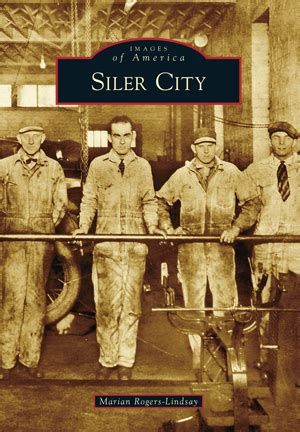 siler city  marian rogers lindsay arcadia publishing books