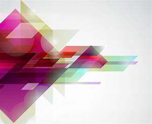 Abstract Geometric Graphics Background | Free Vector ...