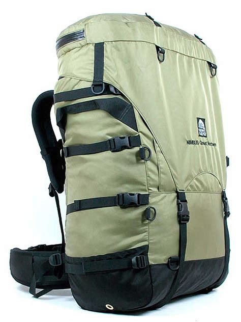 time tested gear granite gear superior one portage pack