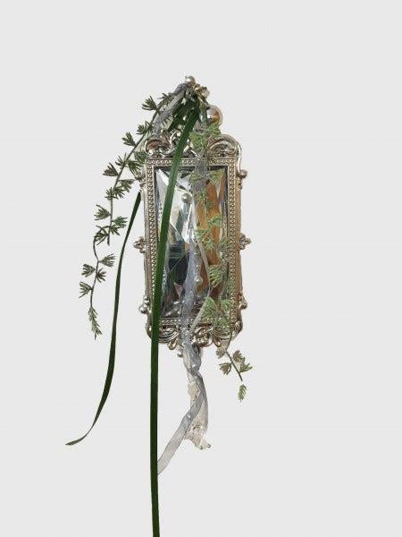 Fensterdeko Weihnachten Silber by Fensterdeko Nr 3 Ornament Rechteckig 24 Cm Silber Winter