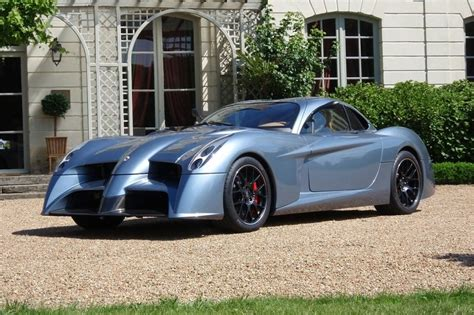 America's Forgotten Sports Car: The Panoz Roadster/AIV