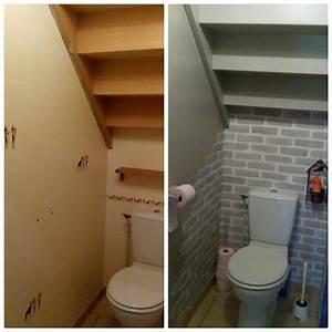 Wc Sous Escalier 2 4 Tournant