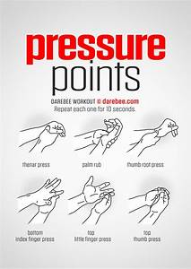 Pressure Points Workout