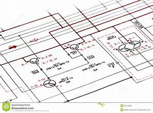 Shematic Diagram Stock Photo  Image Of Guide  Schematic