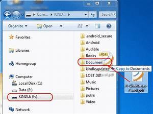 kindle fire how to transfer and read pdf files With upload documents to kindle