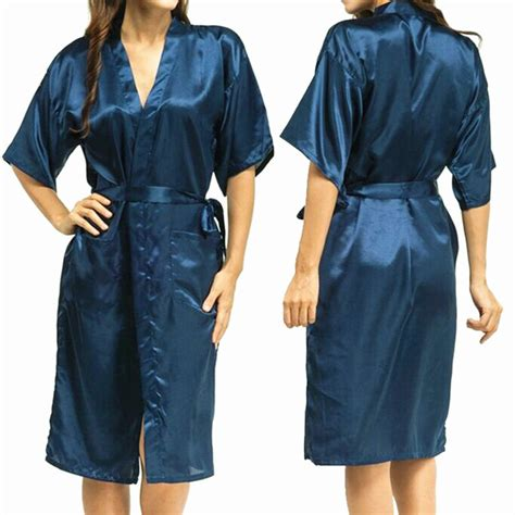 kimono robe de chambre popular mens silk bathrobe buy cheap mens silk bathrobe