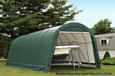 Outdoor Boat Canopy by Portable Garage Shelter Storage Buildings Canopies