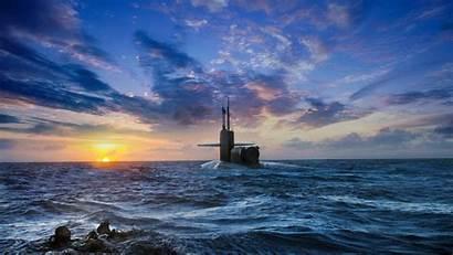 Navy Submarine Seals Seal Wallpapers Sunset Desktop