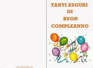 Biglietti Compleanno Biglietto Di Compleanno Palloncini