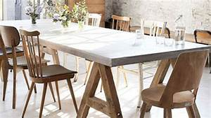 awesome grande table salle a manger 2 ideas seiunkelus With grande table salle a manger