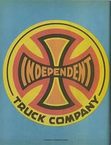 Independent Trucks - Logo Ad (1985)