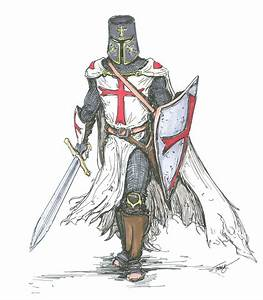 Templar knight for The knights templat