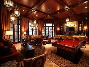 Game Room Decorating Ideas: Part 1- Game Room Themes ...